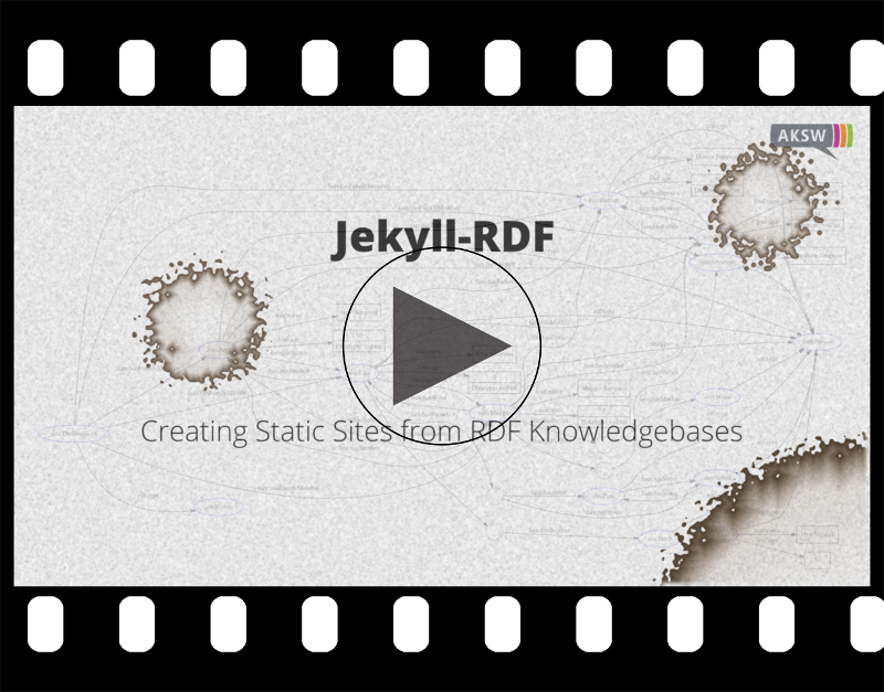 Jekyll RDF Basic Tutorial